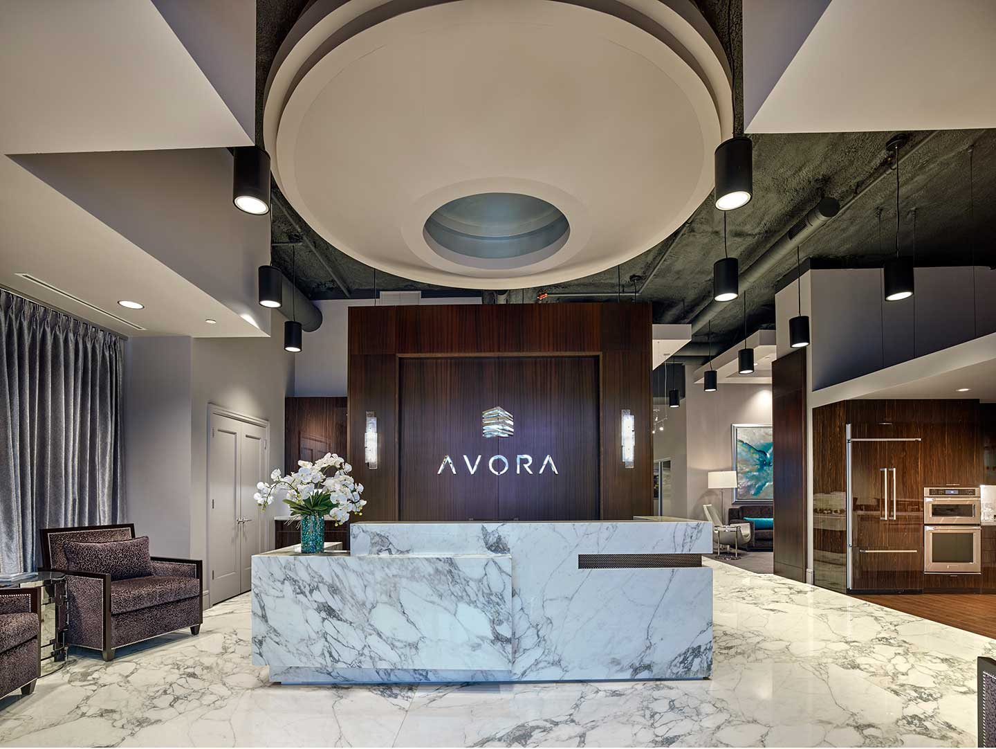 avora sales office weehawken nj
