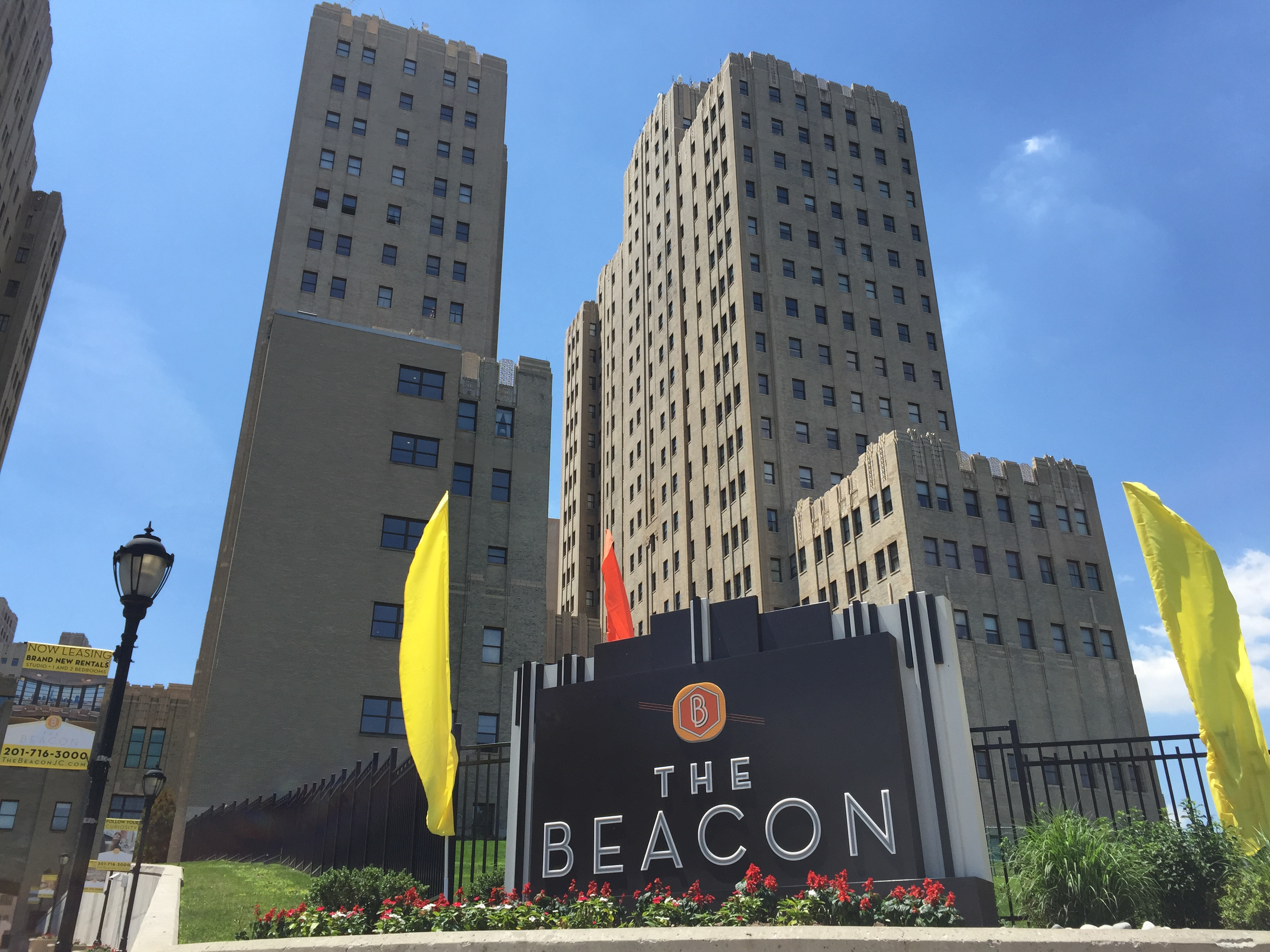 The History Behind The Beacon Jersey Digs   Jersey City One Bedroom  Apartments. Jersey City One Bedroom Apartments   cryp us