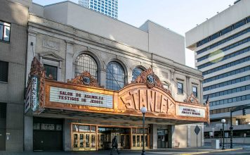 inside stanley theater journal square jersey city