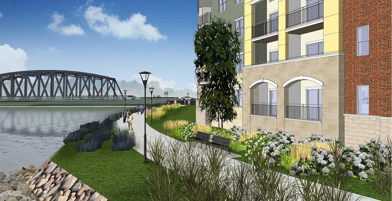 new jersey real estate development river walk bogota
