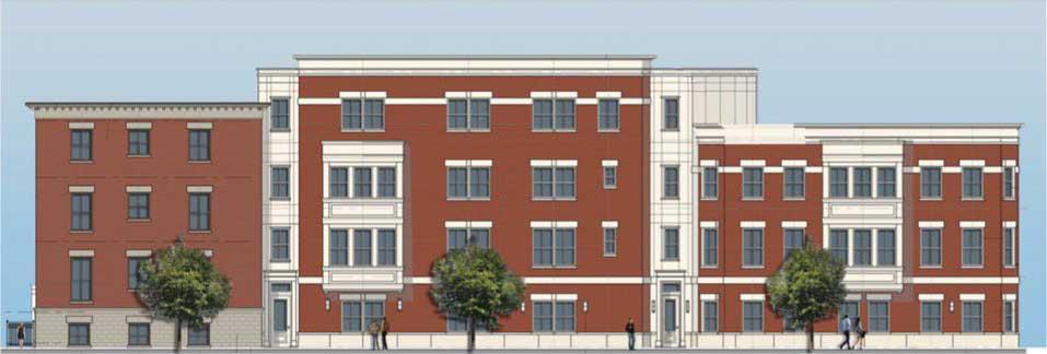 newark real estate development 40 east park street comito