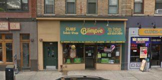 original blimbie 110 washington st hoboken to close
