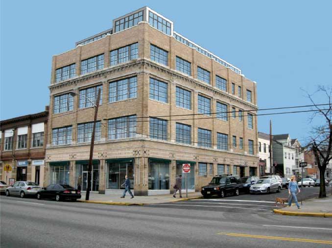 Loft Conversion Planned For Former Studebaker Showroom In