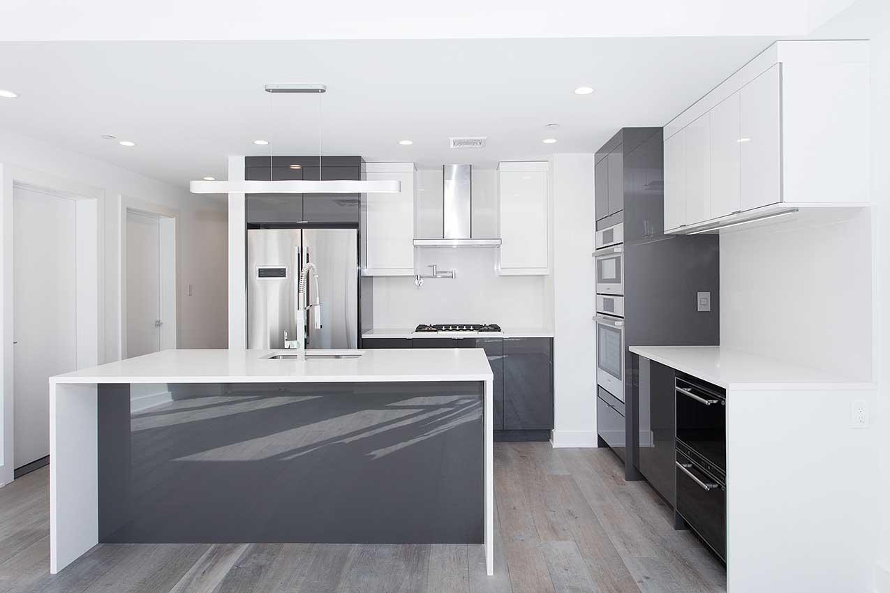 jersey city condos manelli 367 3rd street kitchen