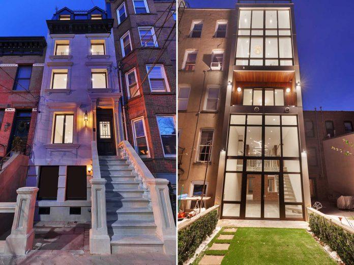 hoboken homes for sale 707 park avenue front back