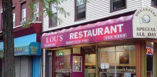 lous restaurant 209 ocean ave jersey city
