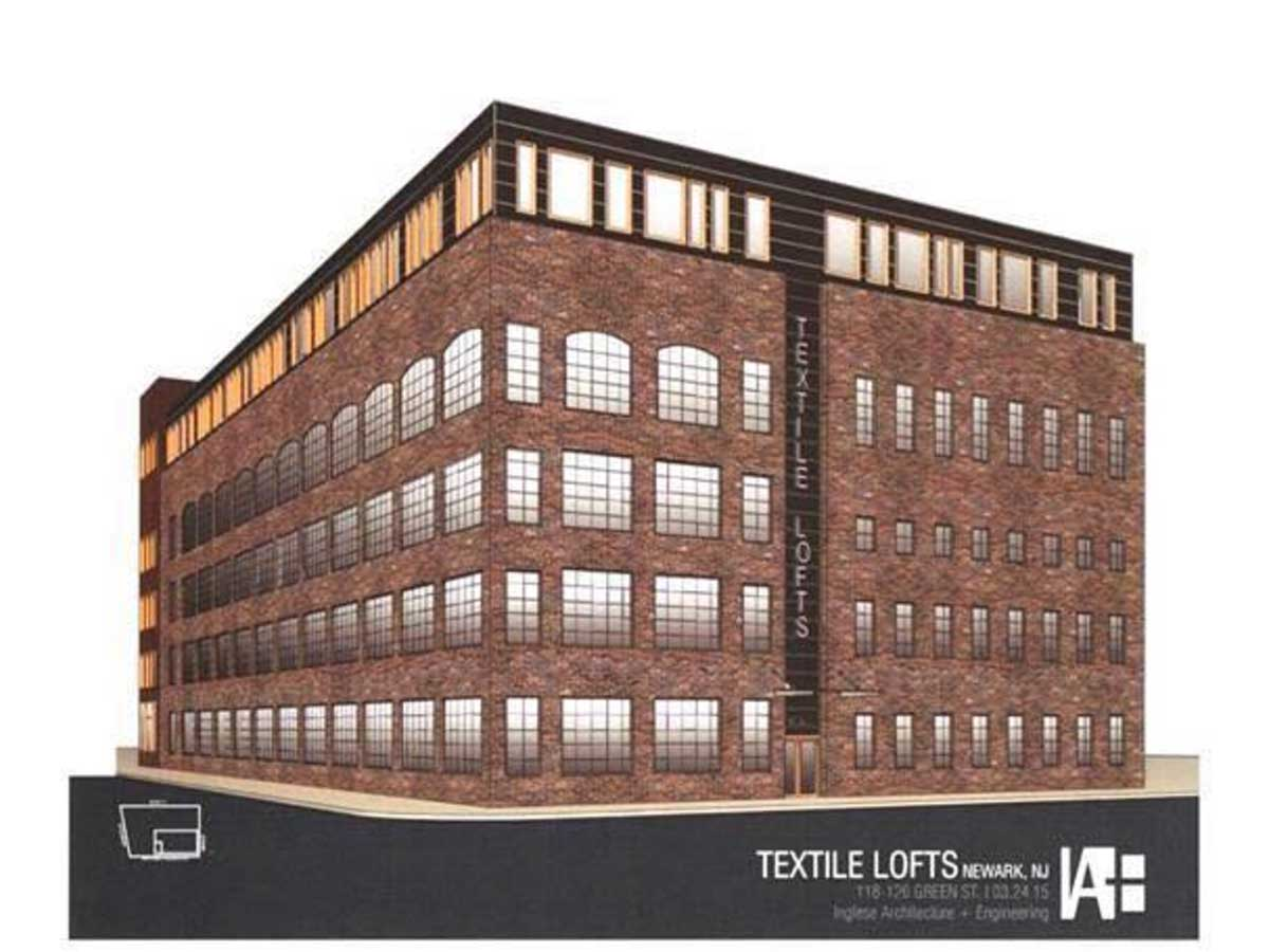 Textile Lofts Will Bring 64 New Residences To Newark S