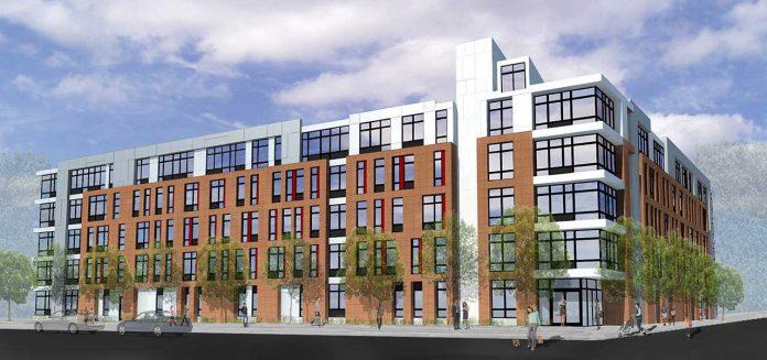 jersey city development 16 Bennett Street 148 152 Clarke Avenue