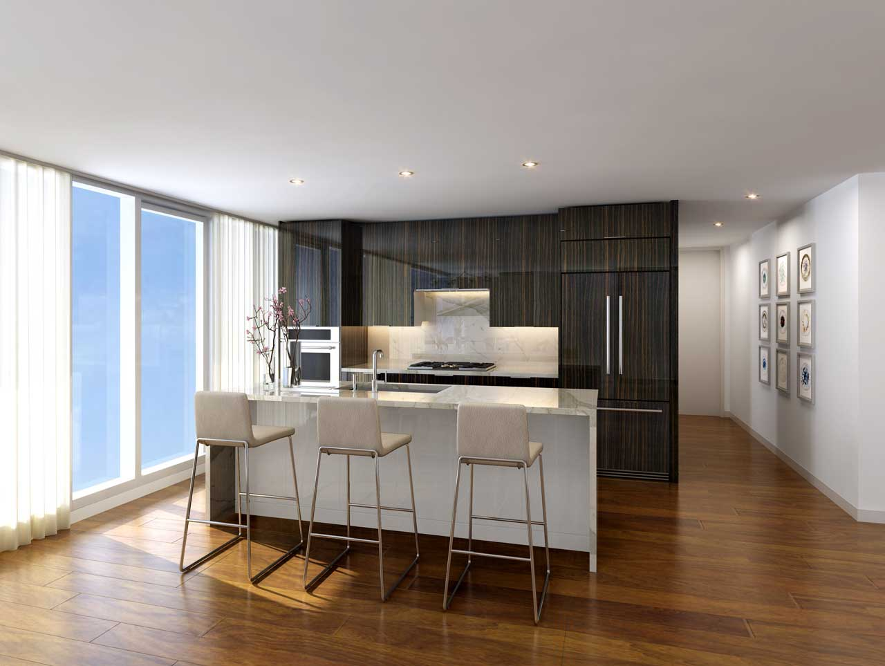 Avora Port Imperial Weehawken Kitchen