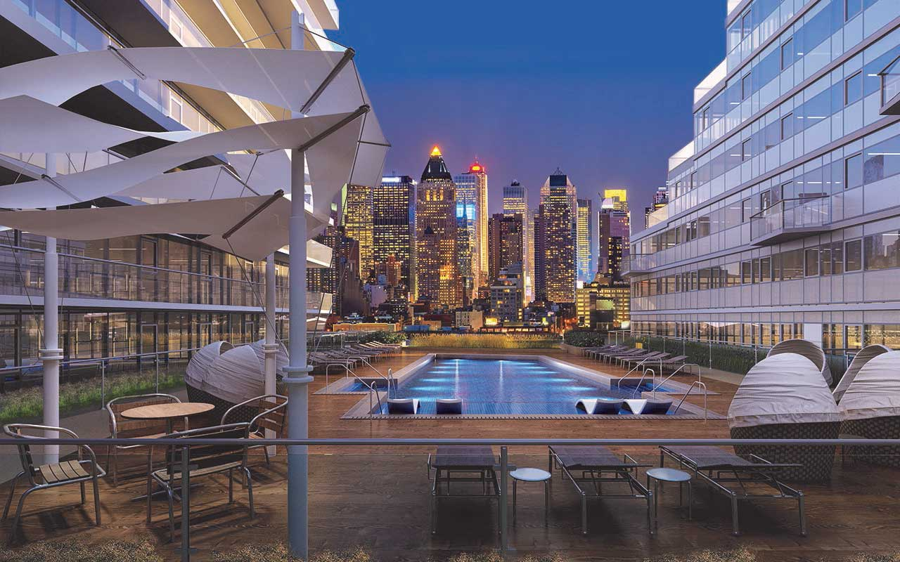 Avora Port Imperial Weehawken Pool