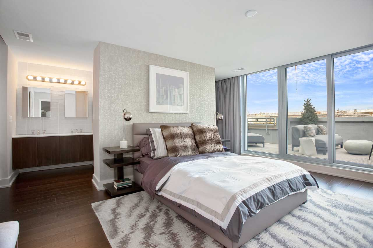 Gull's Cove Ii 201 Marin Boulevard Jersey City Bedroom 2