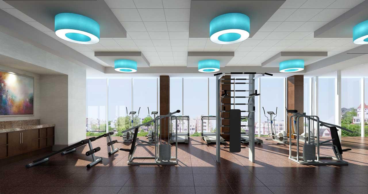 Avora Port Imperial Weehawken Fitness Center