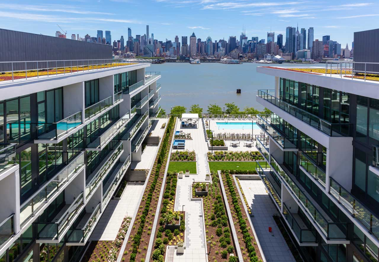 1200 Avenue At Port Imperial Weehawken Exterior 1