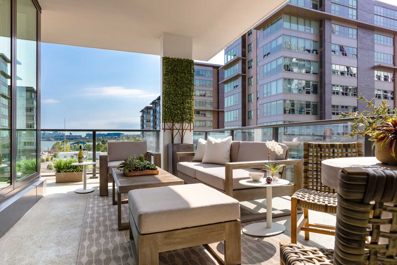 1200 Avenue At Port Imperial Weehawken Outdoor Space