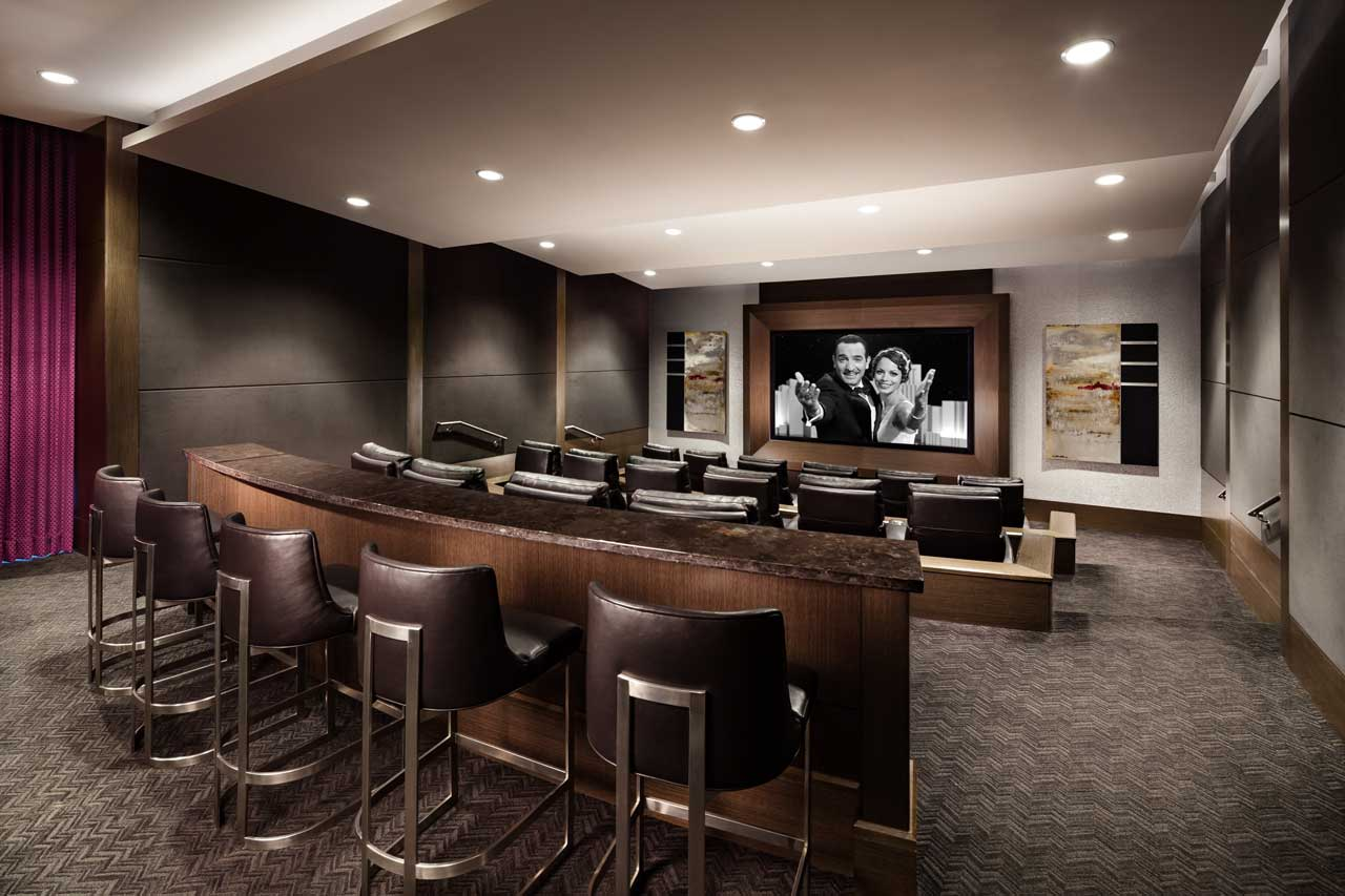 1200 Avenue At Port Imperial Weehawken Theater Room